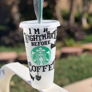 Other - Reusable cold/hot coffee cup